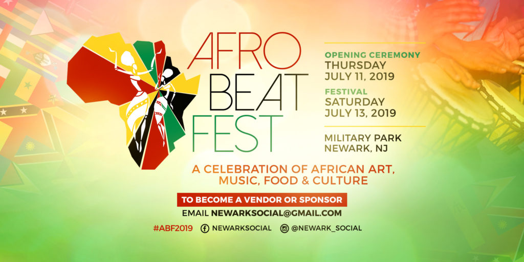 Afro Beat Fest, July 13th, 2019 - All Eyes On Who